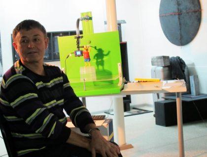 Мастер-класс по анимации и 3D